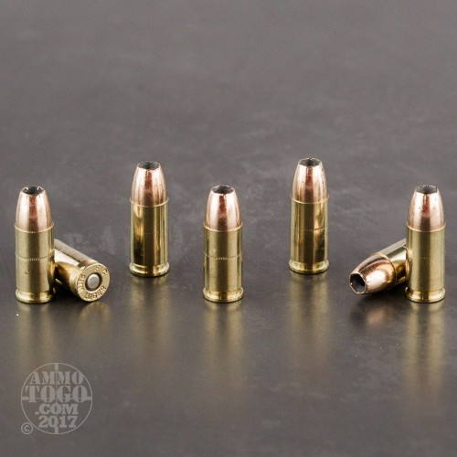 9mm Ammo Hollow Point