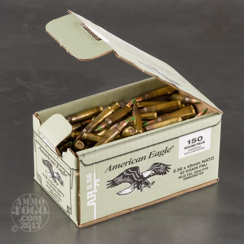 Bulk Federal 5 56x45mm Ammo For Sale 600 Rounds