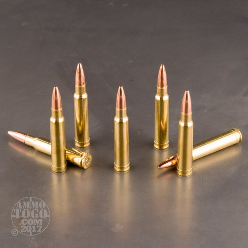 338 Winchester Magnum Ammo - 20 Rounds of 225 Grain TSX by ...