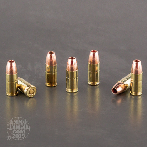20rds - 9mm Corbon DPX 95gr  Hollow Point Ammo
