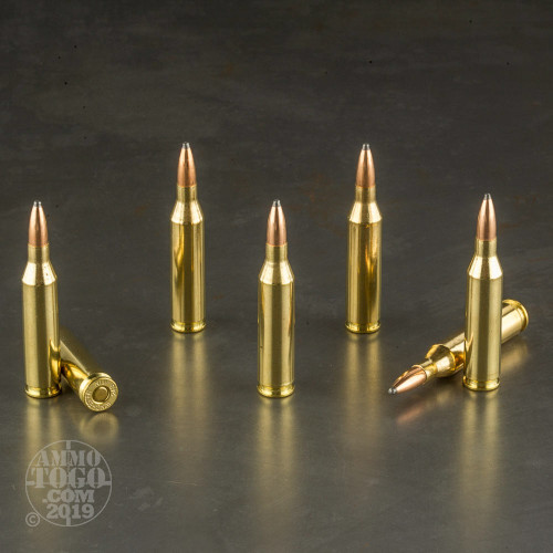 20rds - 243 Winchester Super-X 80gr  Pointed Soft Point Ammo