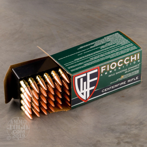 Bulk Fiocchi 300 AAC Blackout Ammo for Sale - 500 Rounds