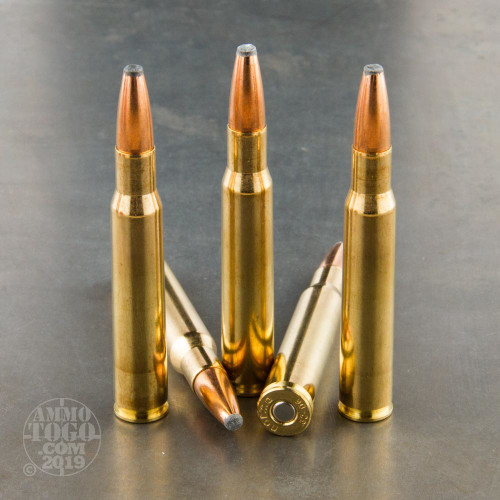20rds - 30-06 Norma Oryx 200gr  Bonded Soft Point Ammo