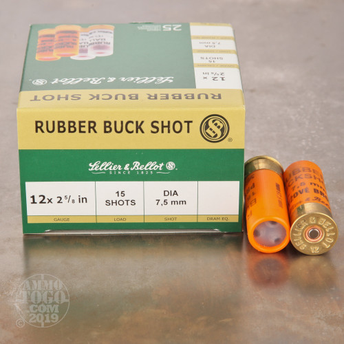 12 Gauge Ammo In-Stock and for Sale - AmmoToGo com