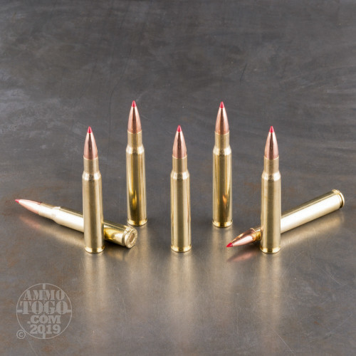30-06 Ammo - 20 Rounds of 168 Grain ELD by Hornady