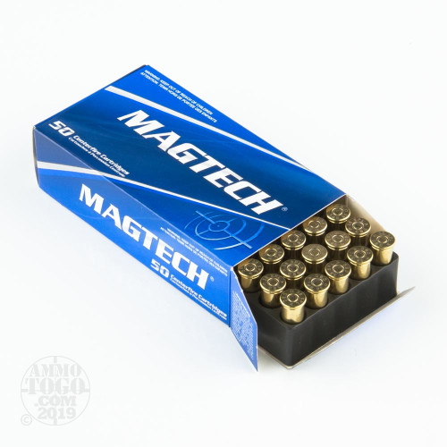 1000rds – 38 Special Magtech 148gr  LWC Ammo