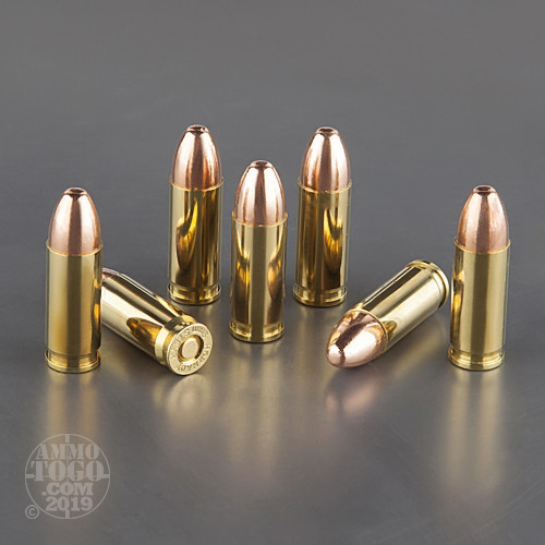 9mm Steyr PCI 115gr  FMJ Ammo 50 Rounds