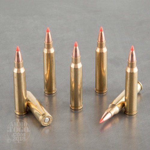 223 Remington Ammo - 50 Rounds of 60 Grain Polymer Tipped ...