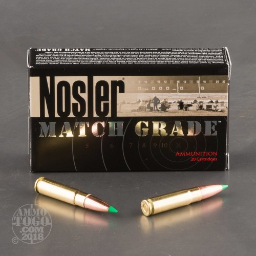300 Blackout Ballistics: 300 AAC Blackout Polymer Tipped Ammo For Sale By Nosler