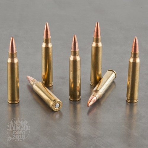 223 Remington Ammo - 50 Rounds of 62 Grain TSX by Black ...
