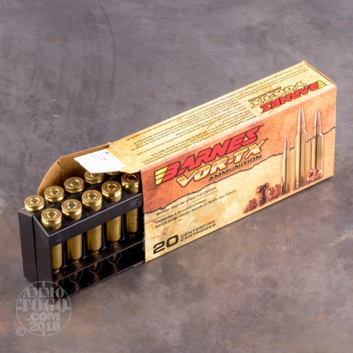 22 250 Remington Ammo 20 Rounds Of 50 Grain Tsx By Barnes
