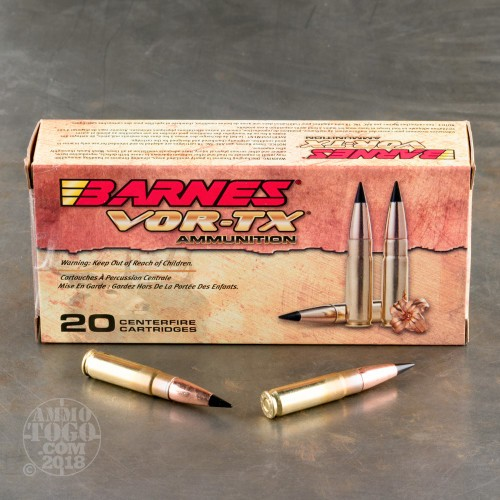 300 AAC Blackout Polymer Tipped Ammo for Sale by Barnes ...