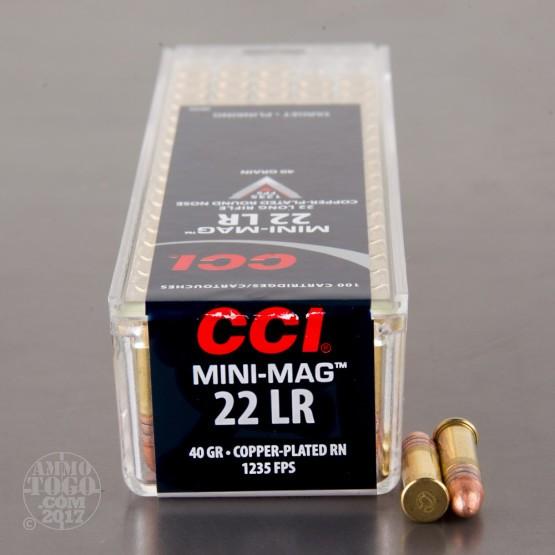 22 Long Rifle Lr Ammunition For Sale Cci 40 Grain