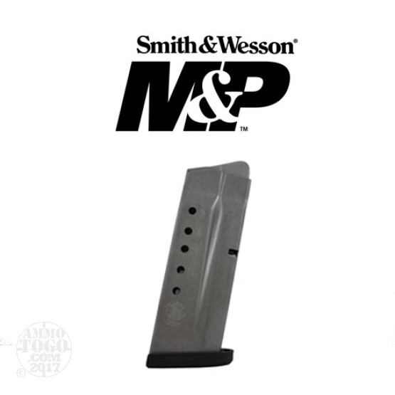 1 - Smith and Wesson M&P Shield 9mm Luger 7rd. Factory Magazine