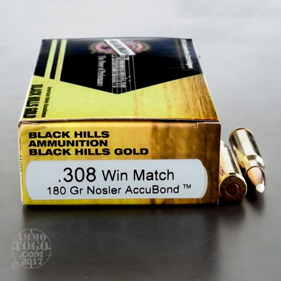 308 Winchester (7.62X51) Polymer Tipped Ammo for Sale by ...