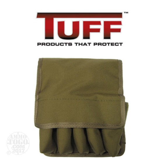 1 - Tuff 5 In Line Magazine Pouch Size 5 for AR-15 Coyote Brown