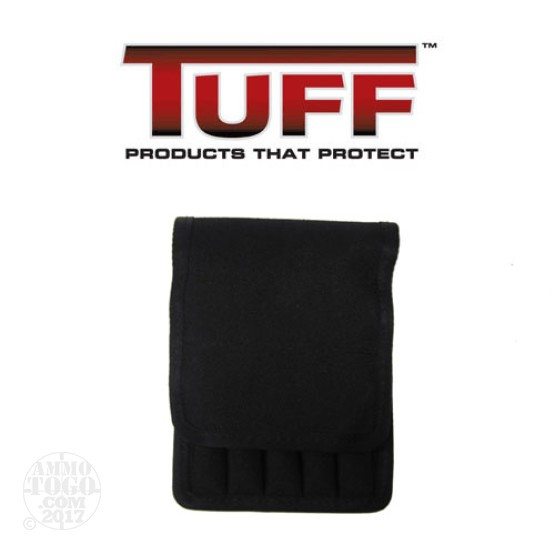 1 - Tuff 5 In Line Magazine Pouch Size 1 for .45ACP Black