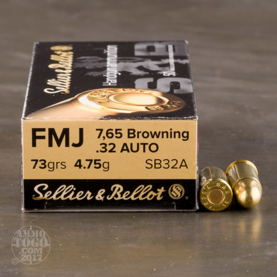 32 Ammo -  32 ACP Rounds for Sale