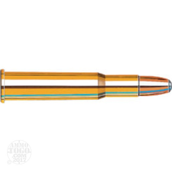 20rds - 30-30 Hornady 150gr. Round Nose Soft Point Ammo