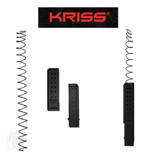 1 - Kriss Magex 25+ 30rd. Mag Extension Kit for Glock 21/Kriss Vector