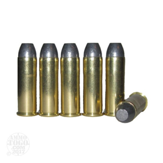 50rds - 41 Mag DRS 220gr. Lead RNFP Ammo