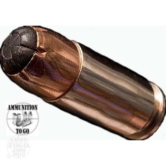 6rds - 9mm Extreme Shock 115gr. Enhanced Penetrating Rounds (EPR