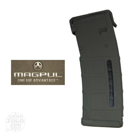 1 - Magpul PMAG AR15/M16 Foliage 30rd. Magazine with Mag Level Window