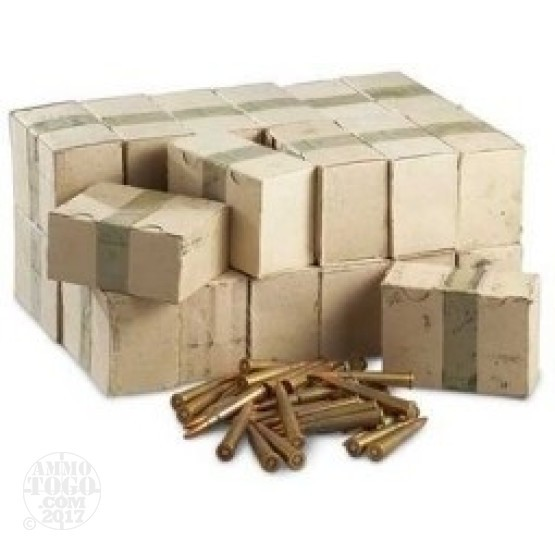 32rds - 303 British Military Surplus 174gr. FMJ Ammo