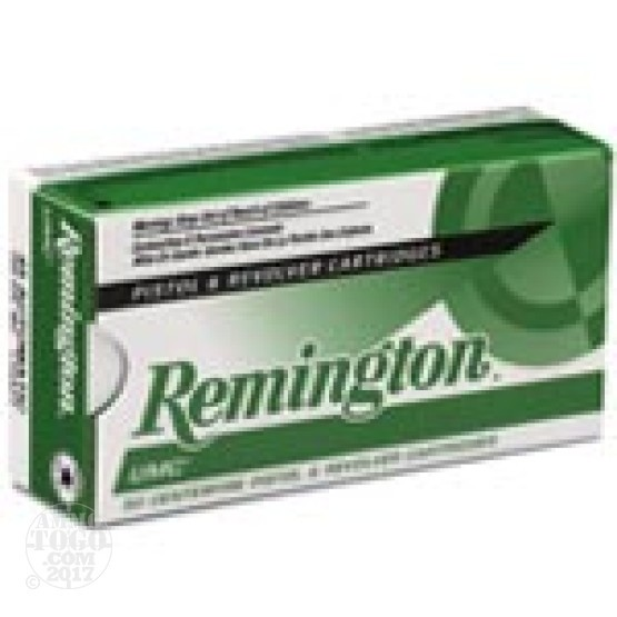 500rds - 45 GAP Remington UMC 230gr. Hollow Point Ammo