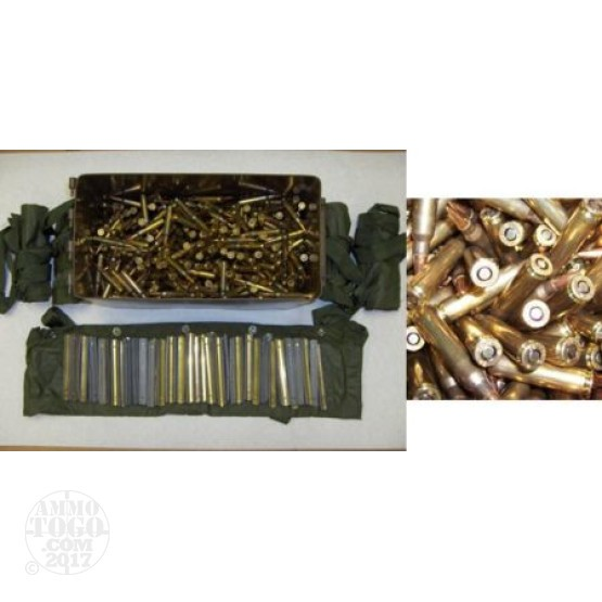 720rds - .223 British Military SS109 62gr. Penetrator Ammo