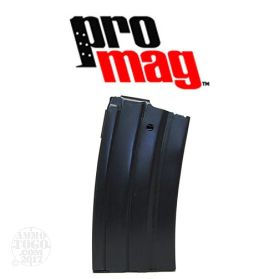 1 - ProMag Ruger Mini-14 .223 20rd. Blue Steel Magazine