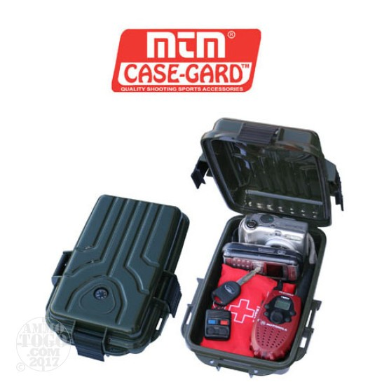 1 - MTM Survivor Dry Box Small - Green