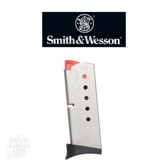1 - Factory New Smith & Wesson Bodyguard 380 ACP 6rd. Magazine
