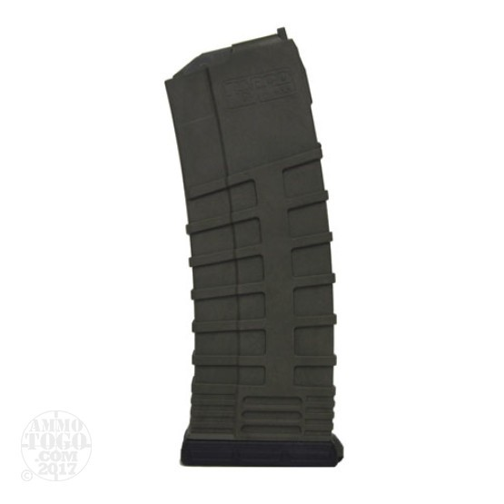 1 - TAPCO Ruger Mini-14 .223 30rd. Olive Drab Polymer Magazine