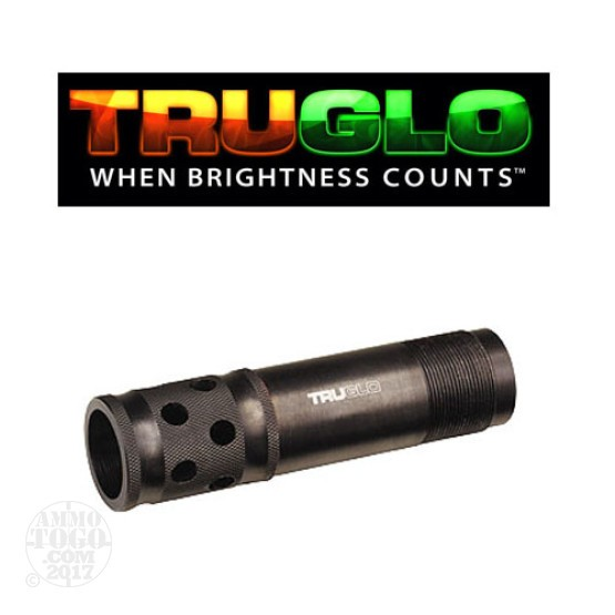 1 - TruGlo Gobble Stopper Extreme Choke Tube for 12 Gauge Invector Plus, Super Supreme