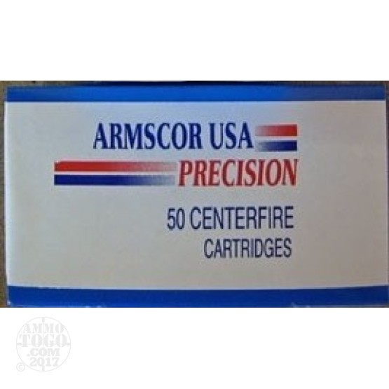 100rds - 223 ARMSCOR USA Precision 55gr Jacketed Soft Point