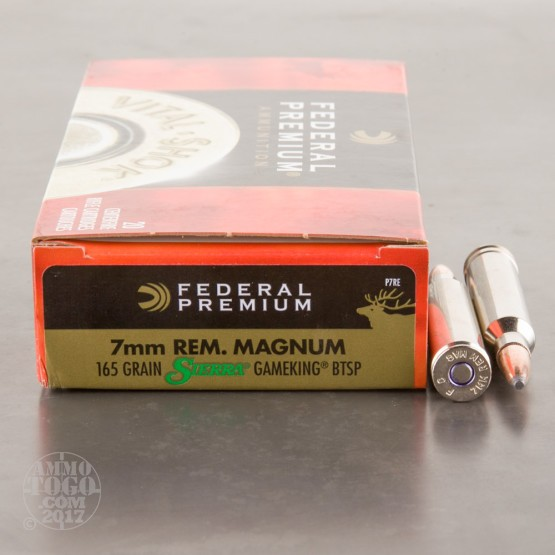 7mm Rem Mag Ammo for Sale - In-Stock Rounds Today