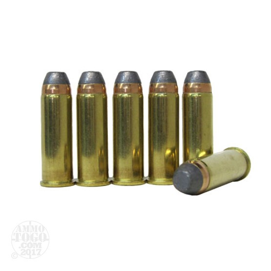 50rds - 44 Mag. DRS 240gr. Jacketed Soft Point Ammo