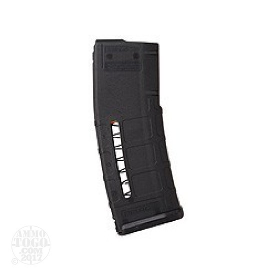 1 - Magpul PMAG AR15/M16 Black 30rd. Magazine with Mag Level Window