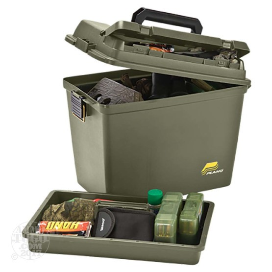 1 - Ammo Can Plano Field/Ammo Box OD Green Ammo