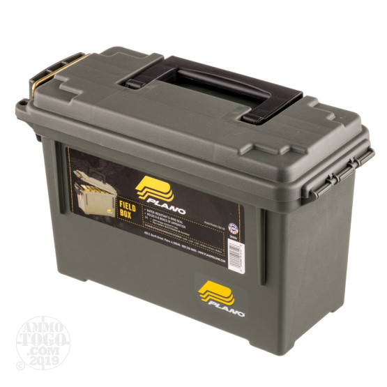 1 - Plano Polymer 30 Cal Ammo Can - OD Green