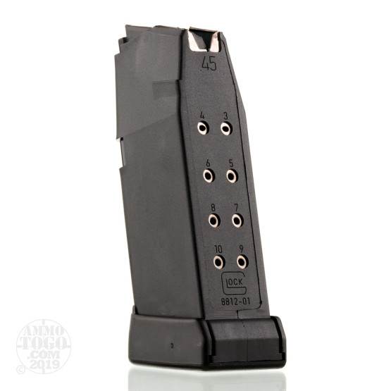 1 - Factory New Glock 30 .45 ACP 10rd. Magazine