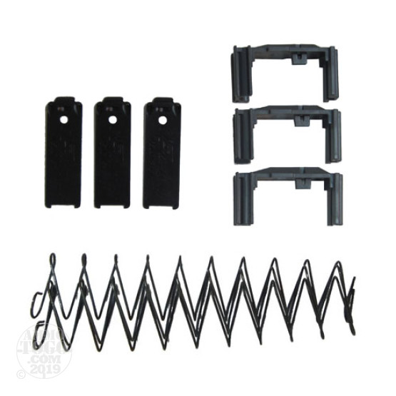 1 - 3-Pack C-Products 30rd. .223/5.56 Magazine Replacement Kits for USGI Magazine Body