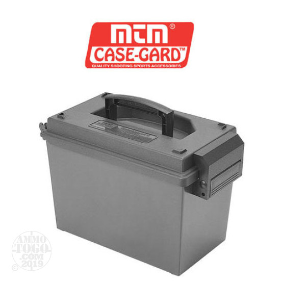 1 - MTM Sportsman's Dry Box - Green