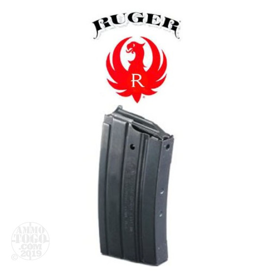 1 - Ruger Mini-14 Factory 30rd. Blued Magazine