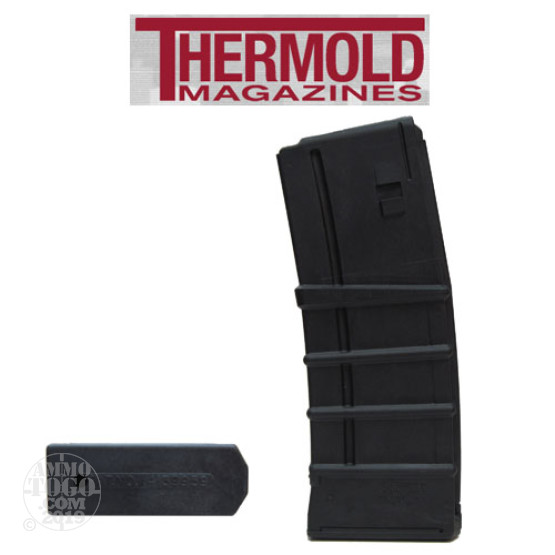 1 - Thermold AR15/M16 Black Nylon 30rd. Magazine