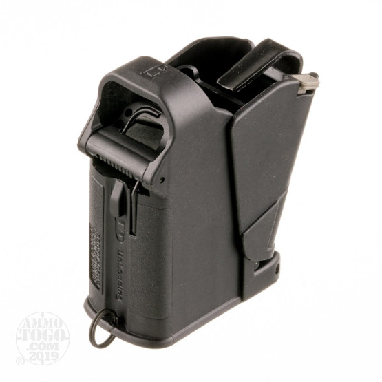 maglula UpLULA 9mm to 45 ACP Universal Pistol Mag Loader - Black