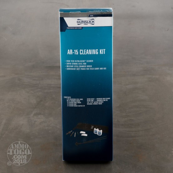 1 - Gunslick AR-15 Cleaning Kit kit