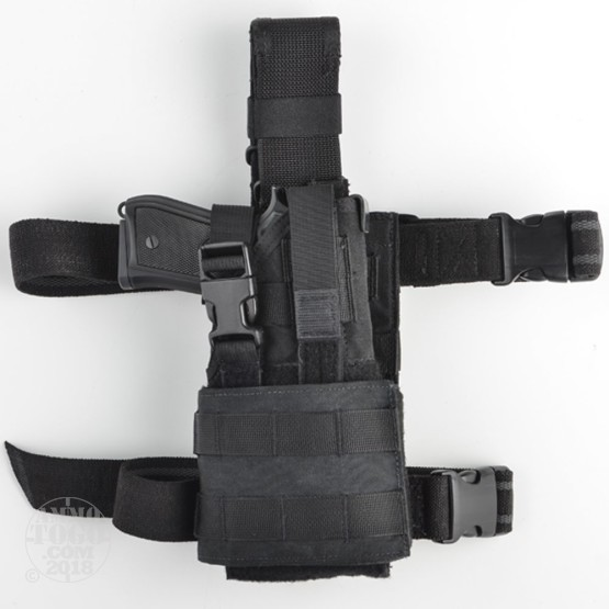 1 - Eagle Industries Universal Holster (OWB) - Black