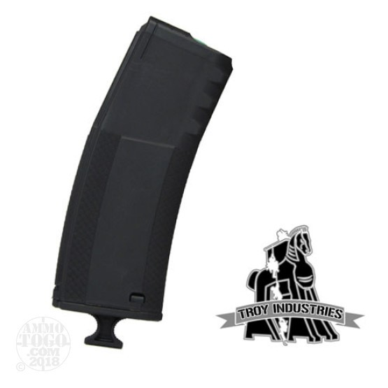 1 - Troy Battlemag AR15/M16 Black 30rd. Magazine